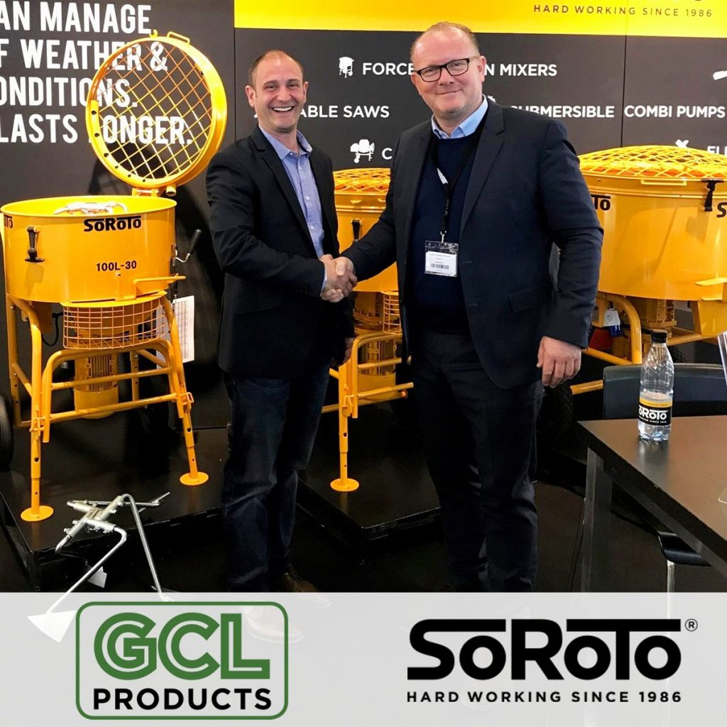 GCL Products and SoRoTo Partnership - Fergus & Hans