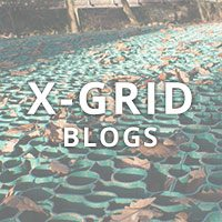 X-Grid Blogs Square