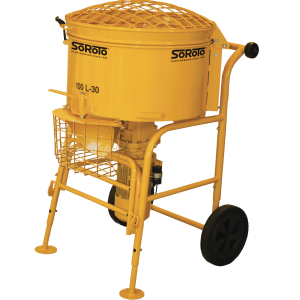 SoRoTo 100L Forced Action Mixer