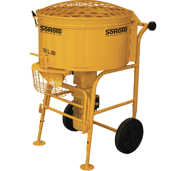 SoRoTo 120L Forced Action Mixer
