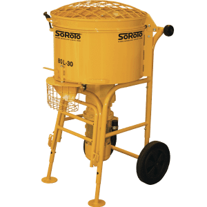 SoRoTo 80L Forced Action Mixer