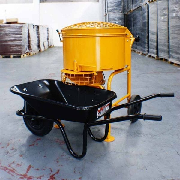 Soroto 100L with Wheelbarrow