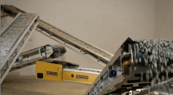 Soroto Portable Belt Conveyor