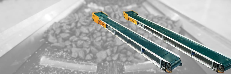 Belt Conveyors Header
