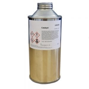 Catalyst For Resin Bound
