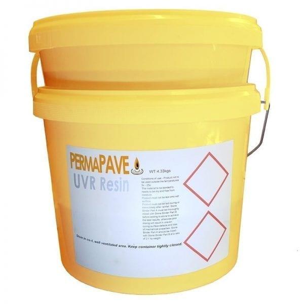 UVR Plus Resin Binder