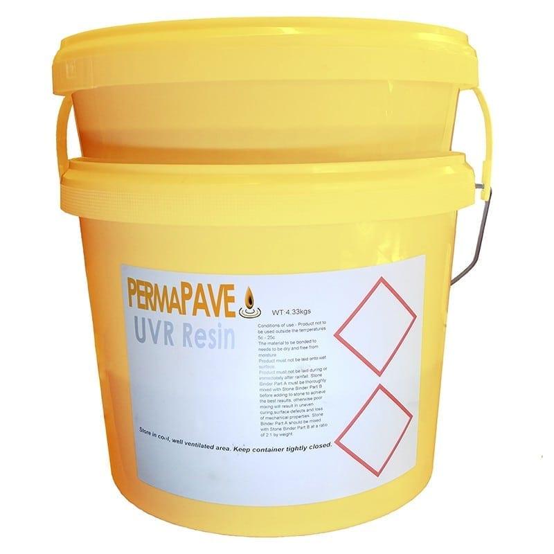 UV-Stable Plus Resin Binder