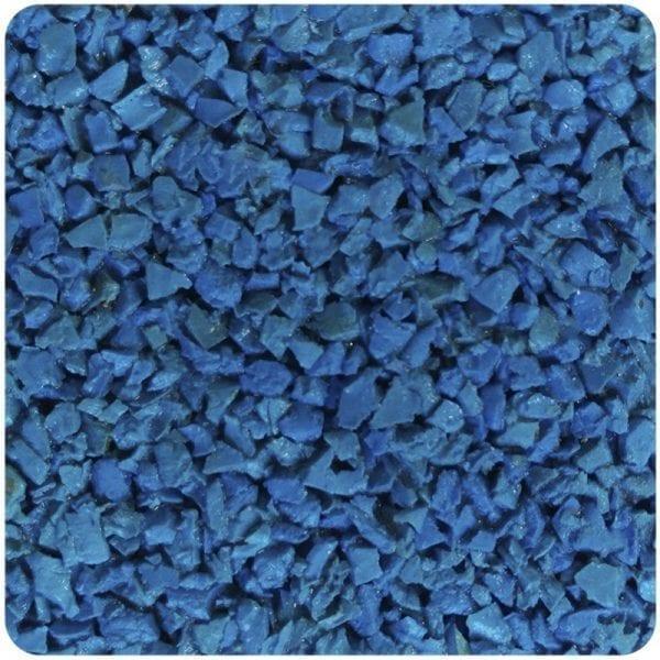 Light Blue Wet Pour Rubber