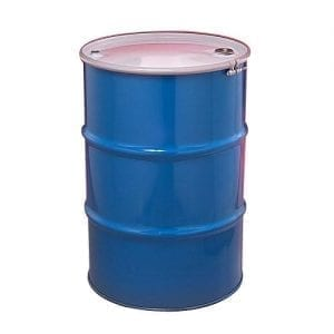Metal Drum Of Resin Binder