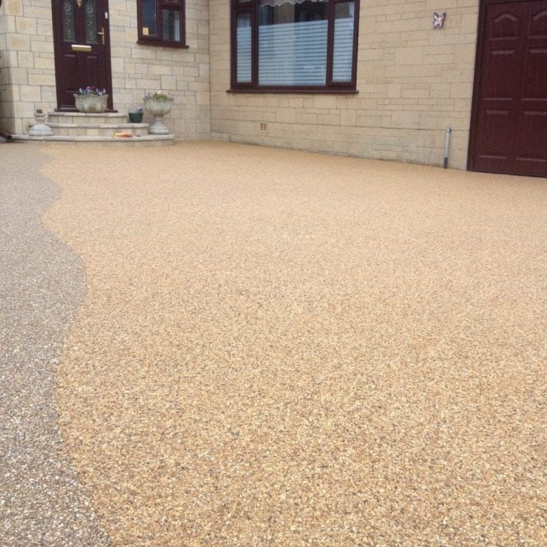 resin bound gravel driveways