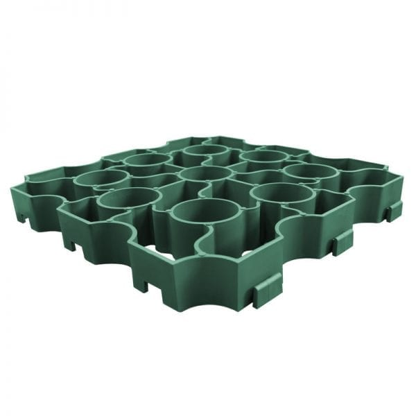 X-Grid Green