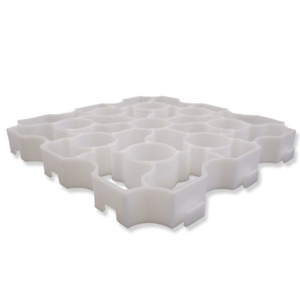 X-Grid White