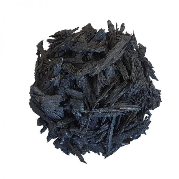 Cedar Grey Rubber Mulch