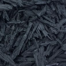 Cedar Grey Rubber Mulch