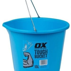 OX Pro Tough 15L BucketMixing and Whisks