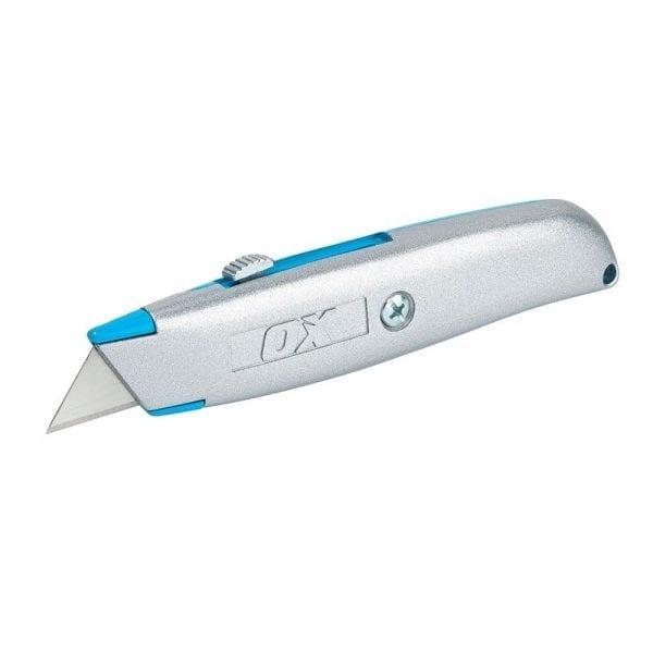 OX Trade Heavy Duty Retractable Utility Knife