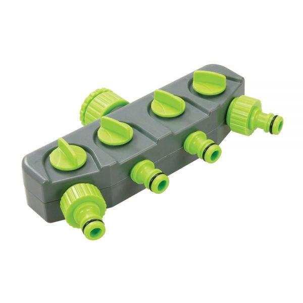 4-Way Tap Connector