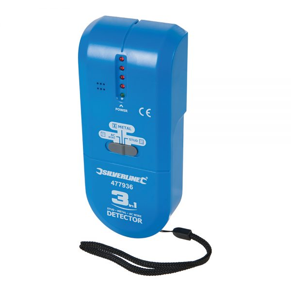 3-in-1 Detector Compact
