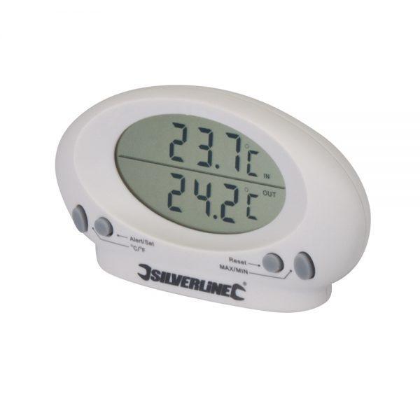 Indoor/Outdoor Thermometer