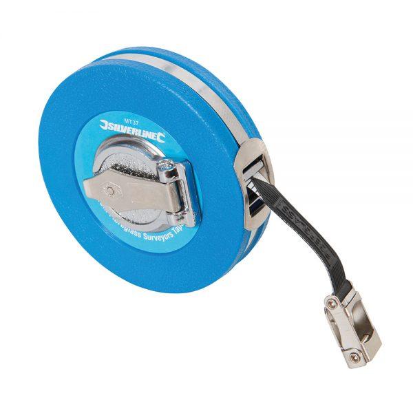 Fibreglass Surveyors Tape