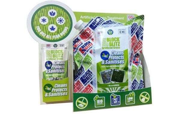 Block Blitz Artificial Grass