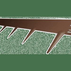 Steel Edging Artificial Grass
